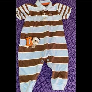 Carter's 6 mos boys pants one piece